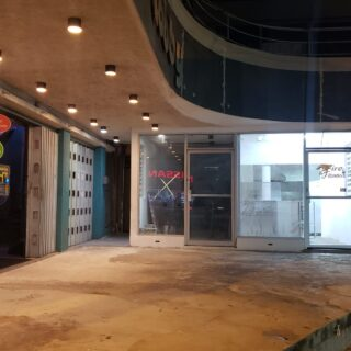 Retail space available in POS