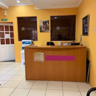 For Rent – O'Connor Street, Woodbrook – Open plan office space with board room