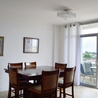 For Rent – One Woodbrook Place – Fully furnished apartment