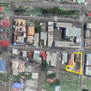 For Sale – Lord Street, San Fernando – Centrally located level land