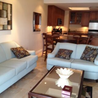 For Rent – One Woodbrook Place – Fully furnished 2 bedroom apartment