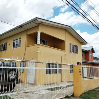 For Rent – Penco Lodge, Montrose – 2 Bedroom Apartment – $4000TT