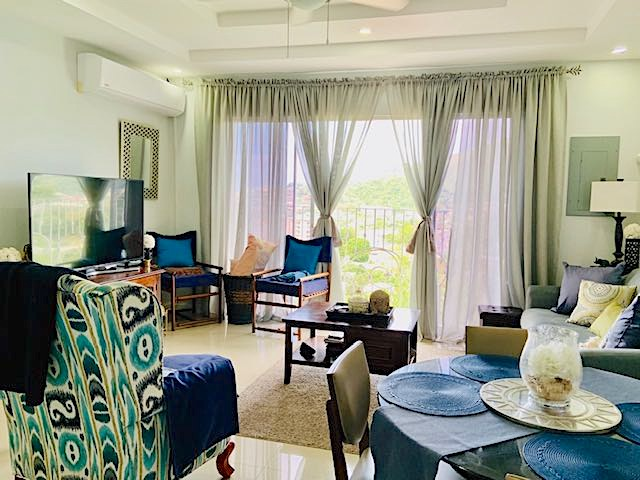 For Sale – Cuthbert Circular, Diego Martin – Modern apartment in gated compound