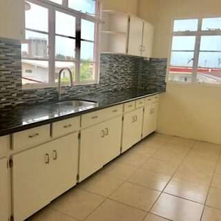 For Rent – Bombay Street, St James – Renovated 2 bedroom apartment