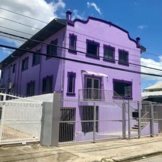 For Rent / Sale – Ana Street, Woodbrook – Modern commercial building