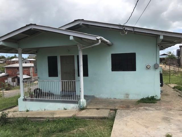 Cedar Drive, Southern Gardens, Point Fortin – Single storey house