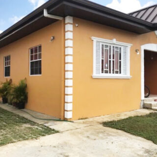 For Sale – Central Park, Couva – $2,000,000TT – Newly built house