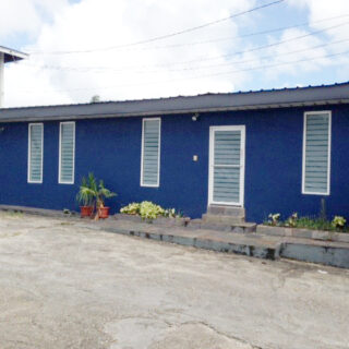 For Rent – Southern Main Road, Claxton Bay – $6,500TT – Single storey building