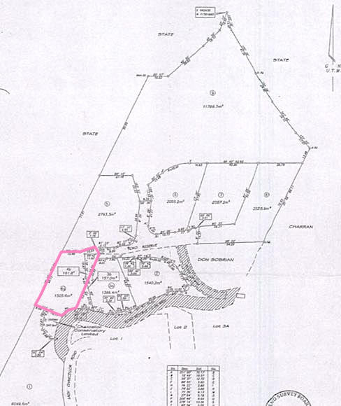 For Sale – Lady Chancellor Hill, Lady Chancellor – Freehold land