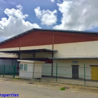 Warehouse for sale – Trincity