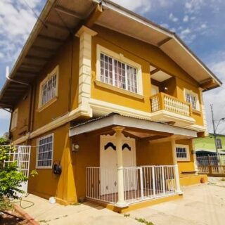 COUVA 4- Bedroom home