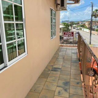For Rent: 2 Bedroom Barataria Apartment