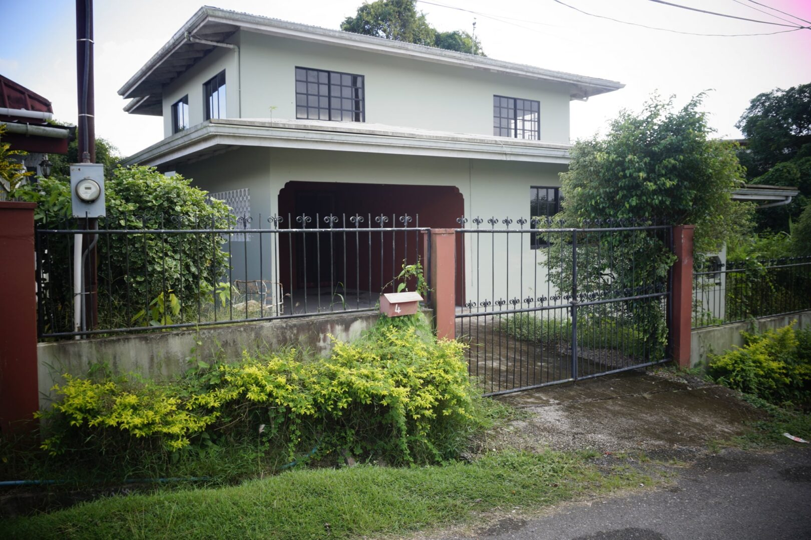 For Rent: Princes Town House (4 Bedroom, 3 Bath)