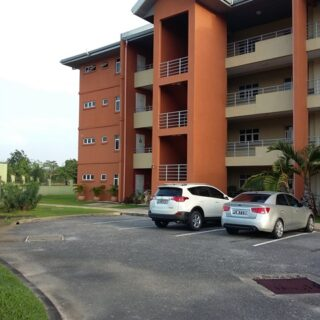 Upgraded Executive Corner Apartment – East Gate on the Golf Course Trincity $10,000