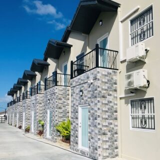 Scardon Courts, Cunupia- Townhouse For Rent