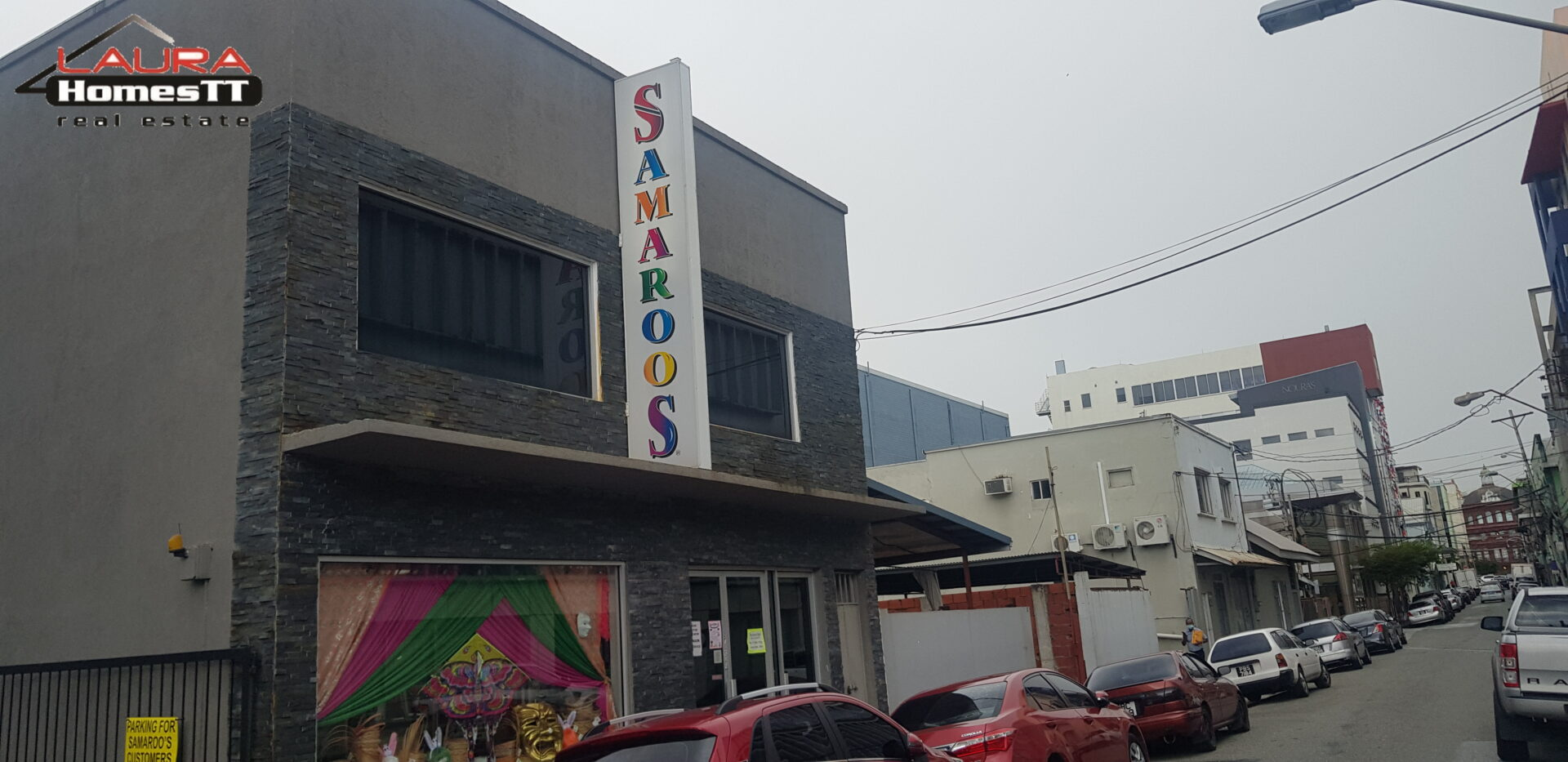 Sackville Street Commercial Rental – Port of Spain
