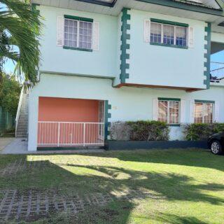 2 bedroom apartment for rent Woodbrook