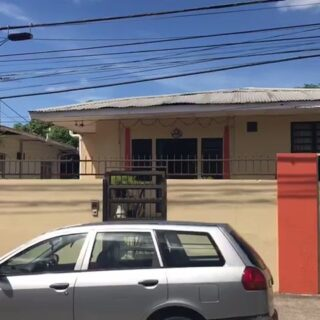 Gaston Johnson Street, Woodbrook – TT$3,000
