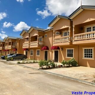 3 Bedroom Townhouse – Piarco
