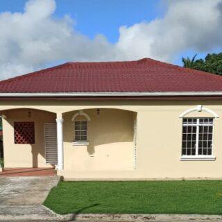 D'Abadie, 3 bedroom unfurnished house for rent
