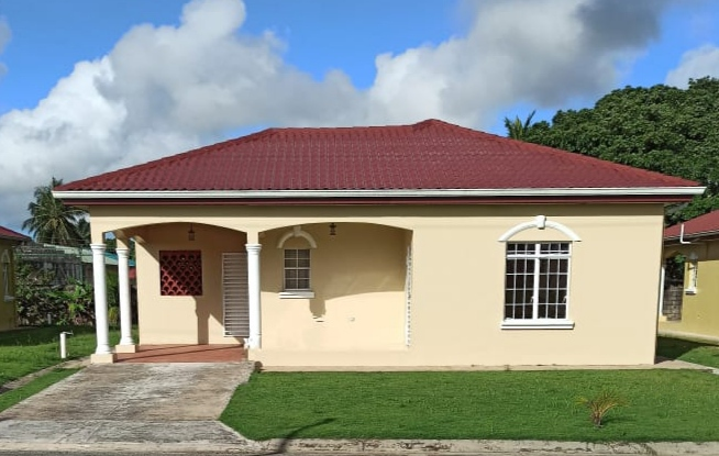 D'Abadie, 3 bedroom unfurnished house for rent