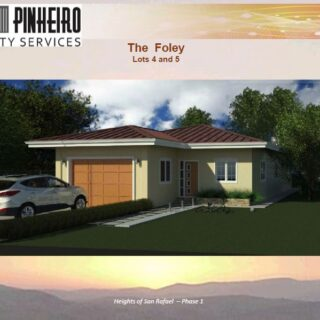 NEW GATED  COMMUNITY! THE FOLEY! Beautiful 3 bedroom houses!