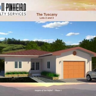 NEW GATED COMMUNITY! The Tuscany! Beautiful 3 bedroom houses!