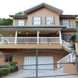 MODERN 4 BR HOME FOR SALE – MARACAS VALLEY, ST. JOSEPH $3.7M