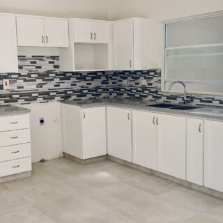 For Rent – Pearl Gardens, Petit Valley – $9,500TT – Newly built with modern finishes