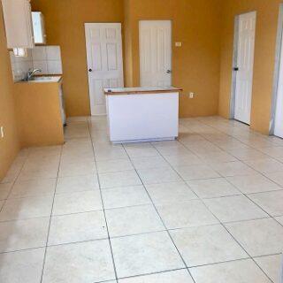 2 Bedroom apartment – Curepe