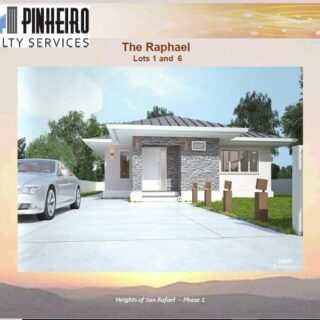 NEW GATED COMMUNITY! The Raphael. Beautiful 3 bedroom houses!
