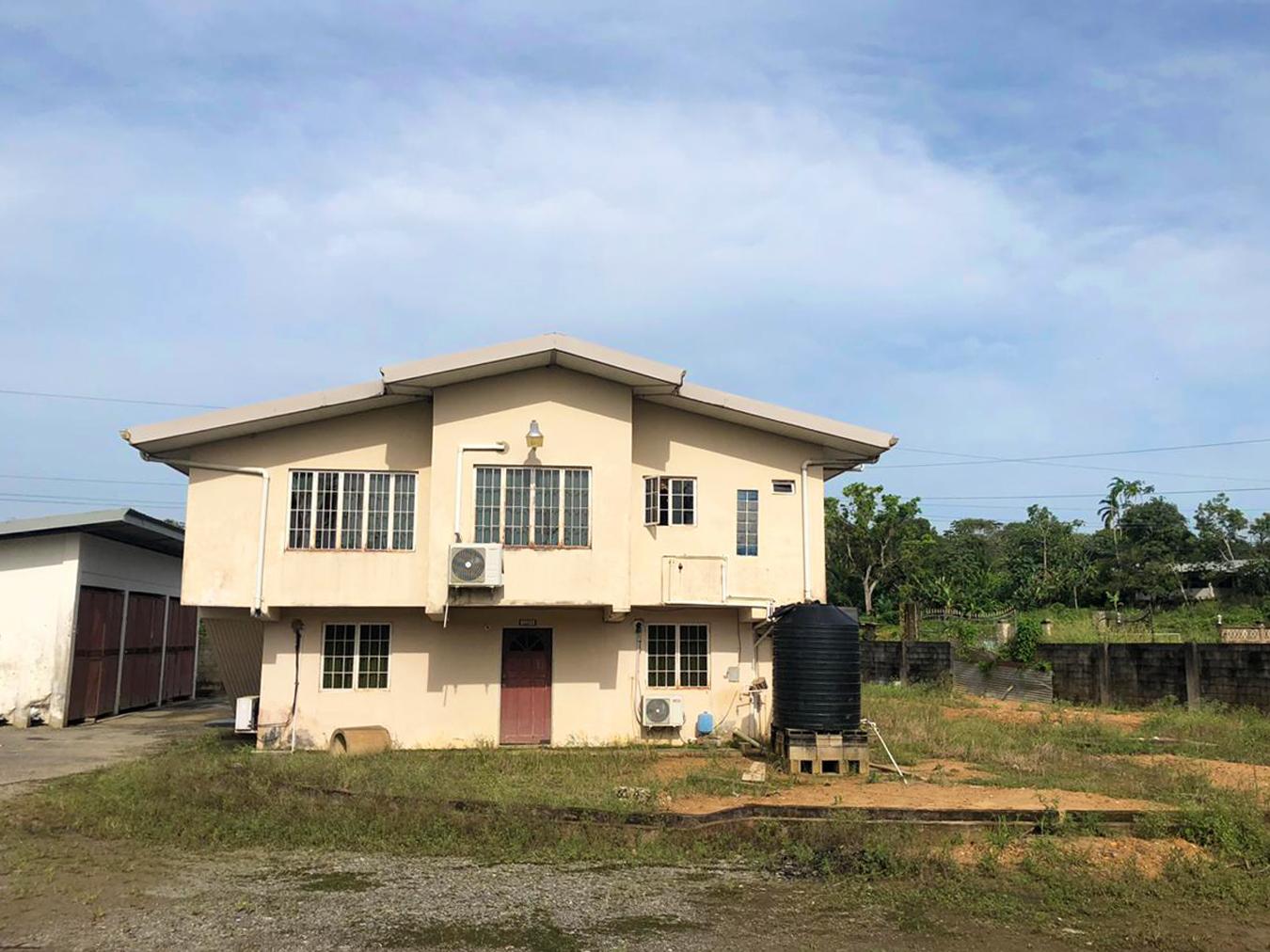 House for Sale in Sangre Grande