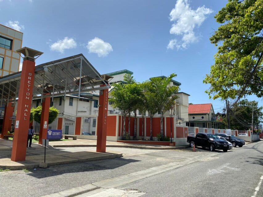 Bretton Hall, Victoria Avenue, Port of Spain