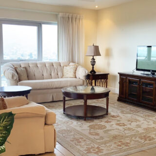 For Rent – Tower 3, One Woodbrook Place – Superior apartment with stunning unobstructed views
