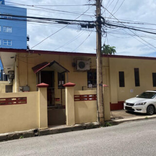 Albion Street, Port of Spain Building For Sale