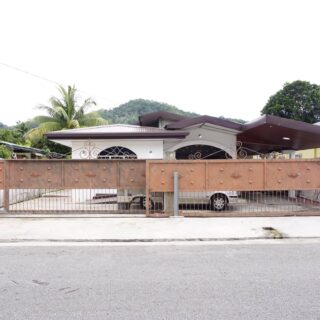 DIEGO MARTIN HOME FOR SALE WITH 2 BEDROOM INVESTMENT PROPERTY-
