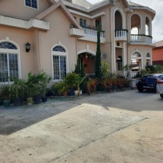 For Rent: Fully furnished Emerald Gardens, Charlieville downstairs Apartment