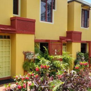 For Rent – Green Acres, Ragbir Street, St Augustine  – $8,000TT – Fully furnished townhouse