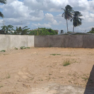 For Sale – Palm Drive, Champs Fleurs – $1,250,000TT – Level residential land