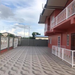 For Rent Roystonia, Couva 2 Bedroom Apartment $4500