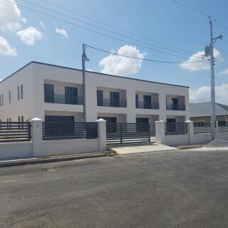 Brand New Townhouse: Highland Ridge, Cunupia