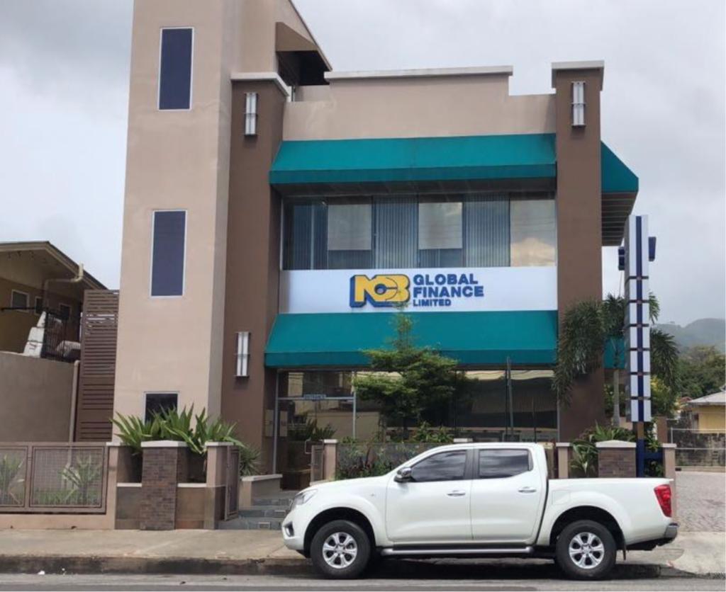 ARIAPITA AVENUE COMMERCIAL BUILDING FOR RENT