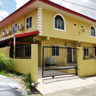 For Sale – Feroza Court, Bamboo Village, La Romaine – $1,300,000TT – 3 Bedroom townhouse