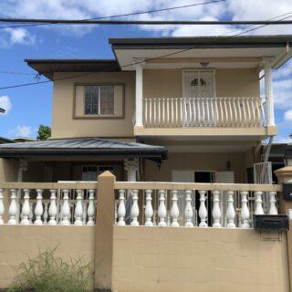 Unfurnished Home – Gasparillo