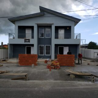 One-bedroom apartment for rent in Couva