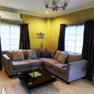 FOR RENT- Bay View Villas, Grove Park, South Oropouche – 3 bedroom furnished townhouse