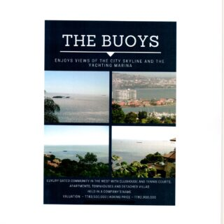 The Buoys, Dhien's Bay, Carenage