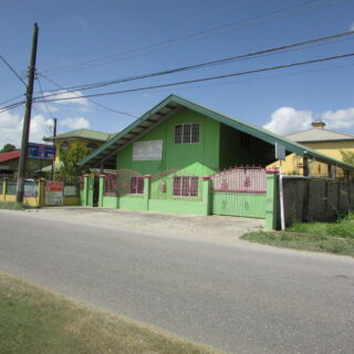 Joyce Road, Chaguanas For Sale – $2.2 negotiable