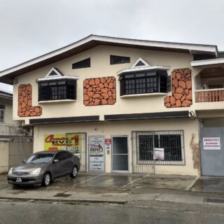 Commercial Space for Rent, Montrose Chaguanas – $5000.00 per month