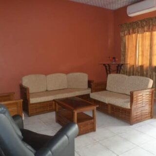 For Rent: Couva Furnished 1 Bedroom Apartment